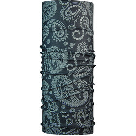 P.A.C. Original Loop Sjaal, paisley black